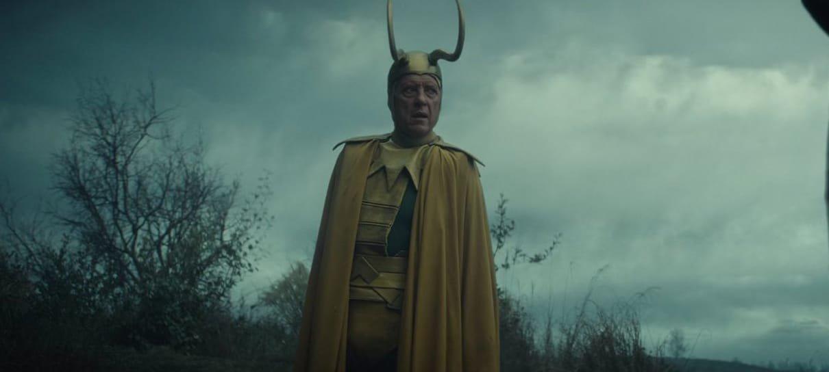 Richard E. Grant quer derivado de Loki focado nas variantes