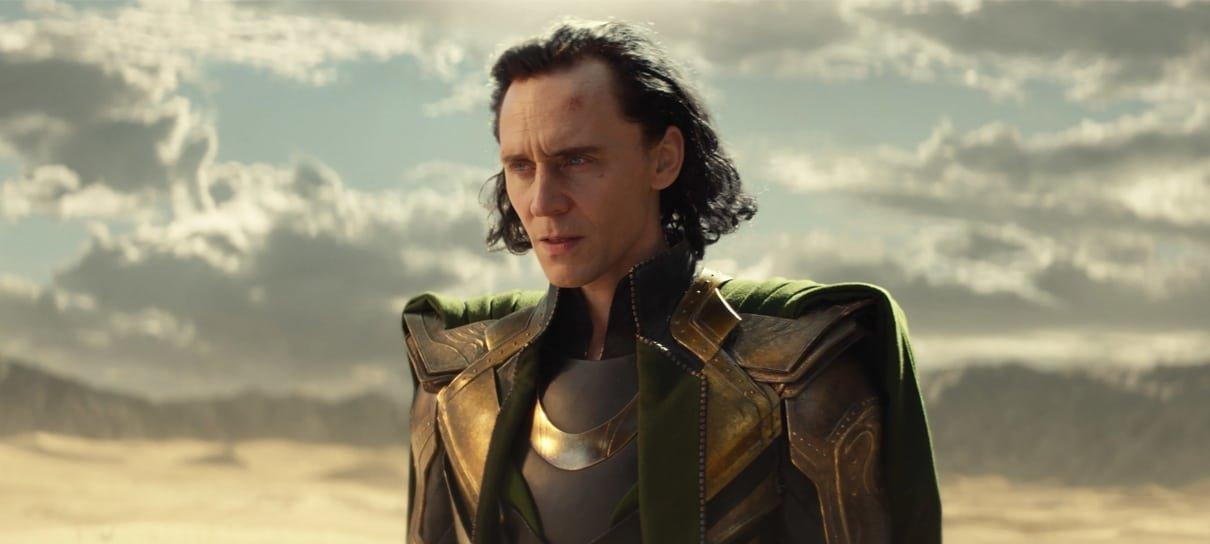 Loki chega à lista de mais vistos nos streamings com apenas um episódio