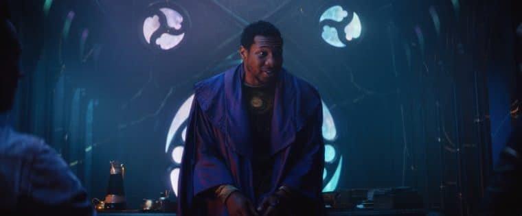Jonathan Majors em Loki (Divulgação/Marvel)