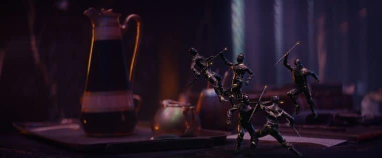 Cena de Loki (Divulgação/Marvel)
