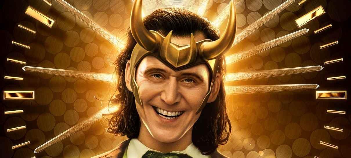 Loki ganha novos cartazes estrelados pelas variantes do personagem; confira