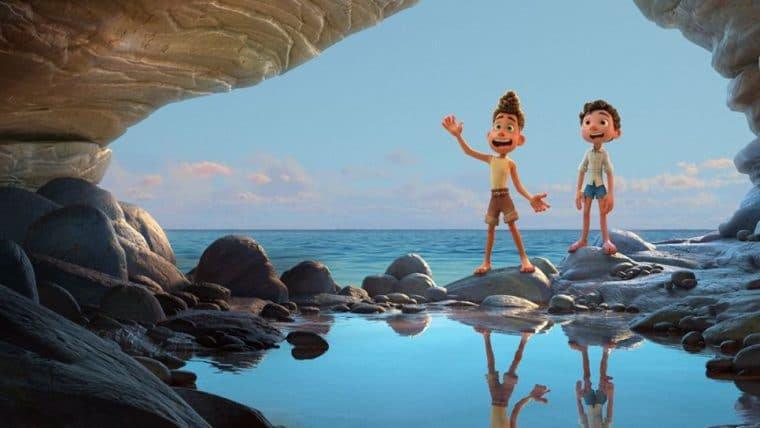 Pixar revela os lugares reais que inspiraram os cenários de Luca