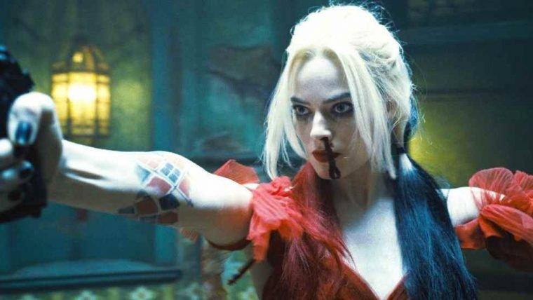 Margot Robbie ficou surpresa com destino da Arlequina no Snyder Cut de Liga da Justiça