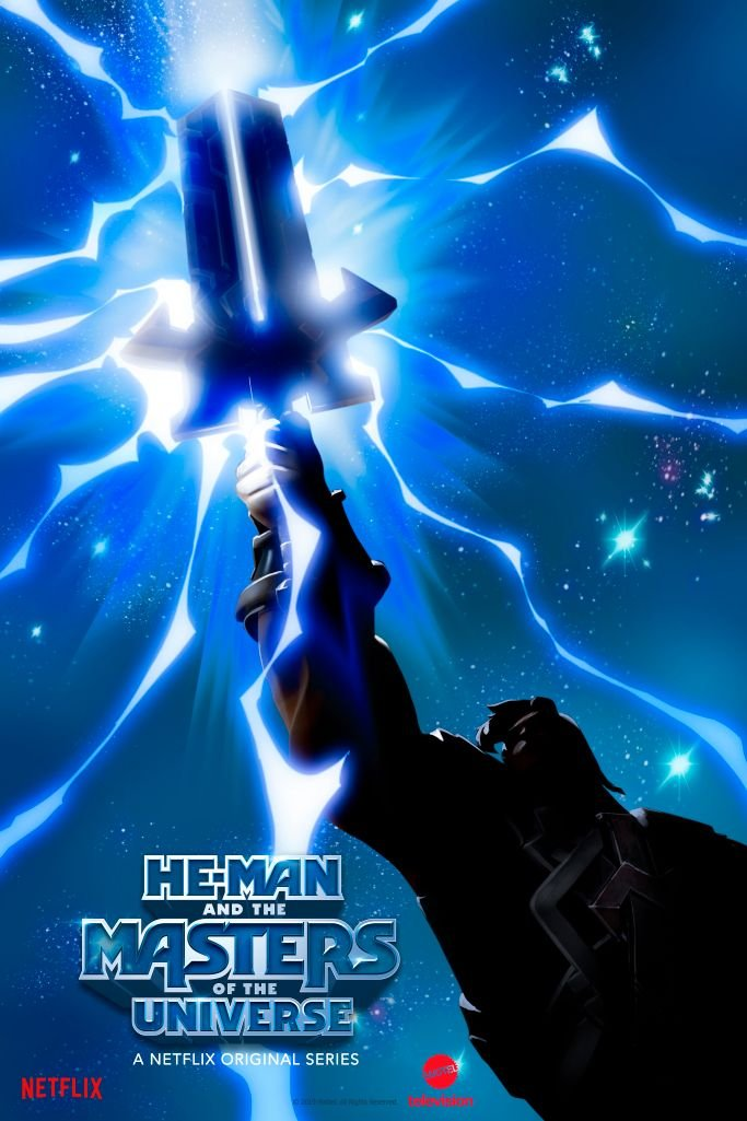 Cartaz de He-Man and the Masters of the Universe
