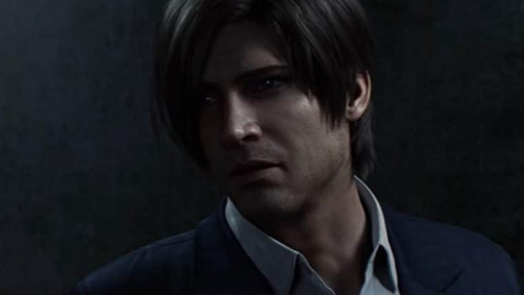Netflix divulga cena de Resident Evil: No Escuro Absoluto com Leon
