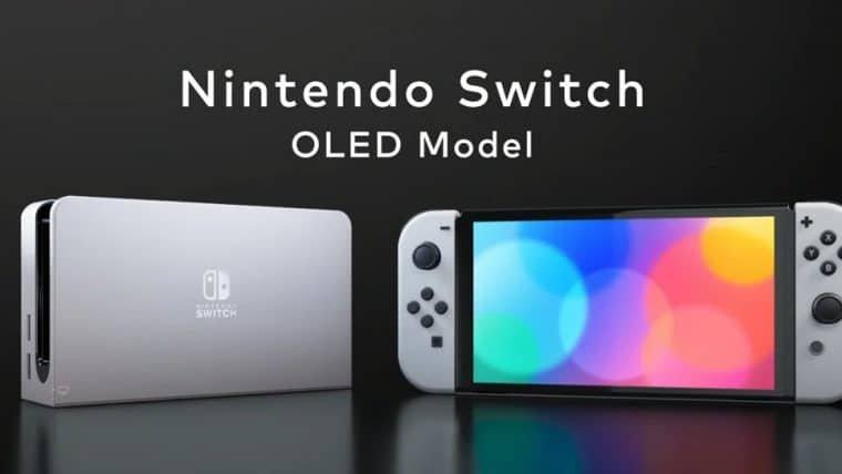 Novo modelo de Nintendo Switch com tela OLED é anunciado