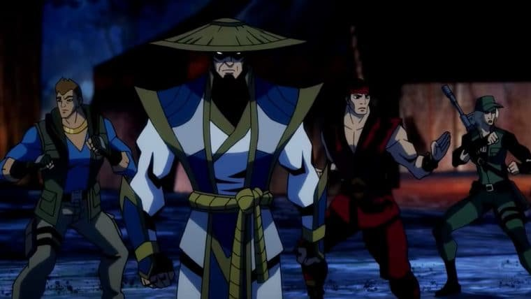 Mortal Kombat Legends: Battle of the Realms ganha cena inédita com muita pancadaria