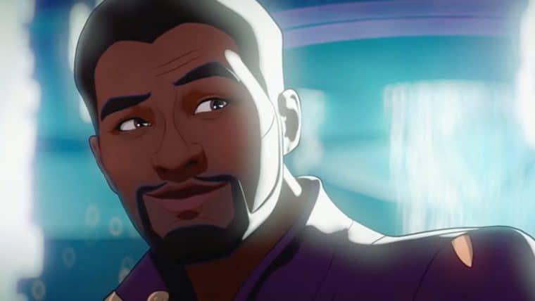 Pantera Negra vai conhecer Howard, O Pato, na animação What If...?