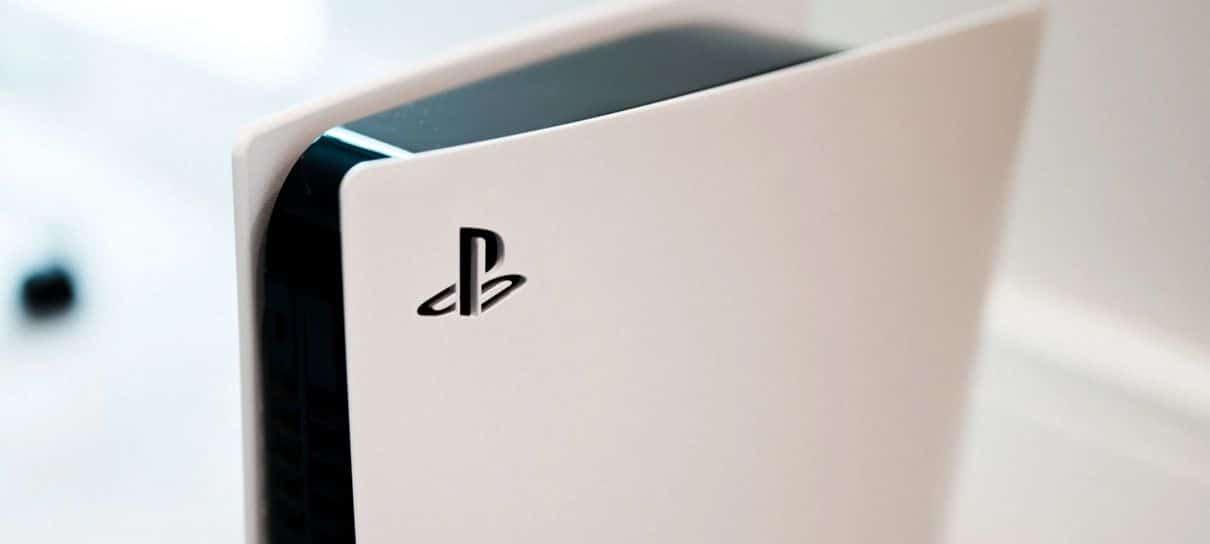 PlayStation 5 está disponível novamente na Amazon