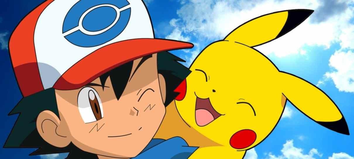 Pokémon terá série live-action na Netflix, diz site