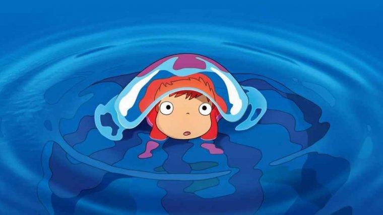 Ponyo é o filme do Studio Ghibli favorito dos brasileiros, aponta pesquisa