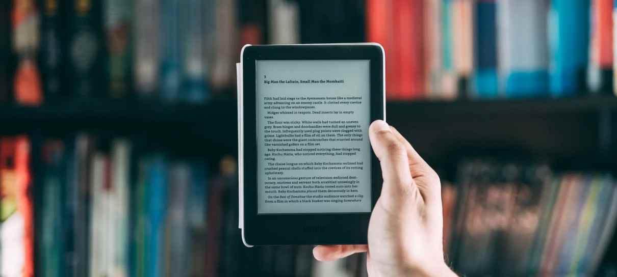 Prêmio Kindle Literatura abre inscrições para 6ª edição; saiba como participar