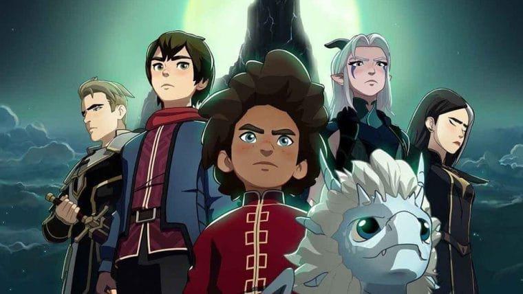 Criadores de O Príncipe Dragão revelam novidades sobre a quarta temporada
