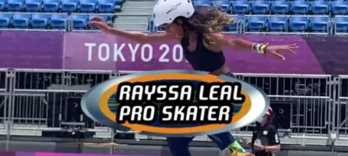 Rayssa Leal conquista medalha de prata e a internet reage com memes e homenagens