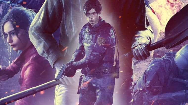 Resident Evil Re:Verse é adiado para 2022
