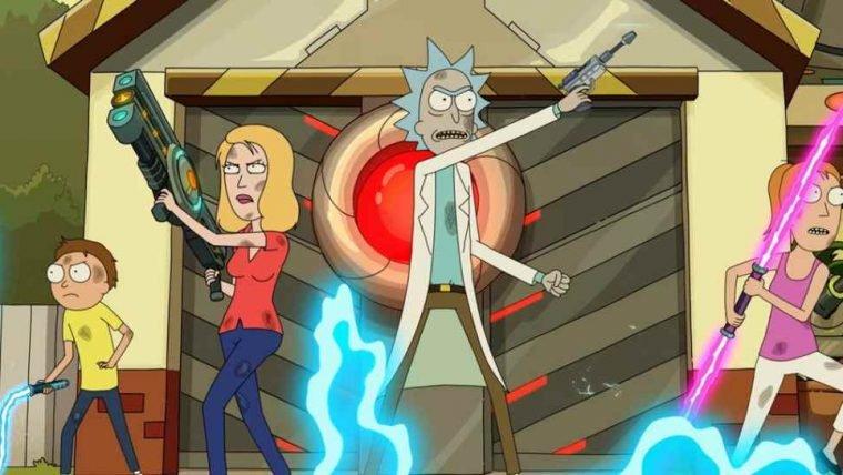 Rick and Morty: Sétimo episódio da quinta temporada foi exibido por engano no Canadá