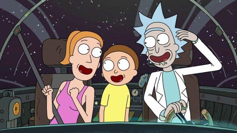 Equipe de Rick and Morty comenta aproximação de Rick e Summer na 5ª temporada