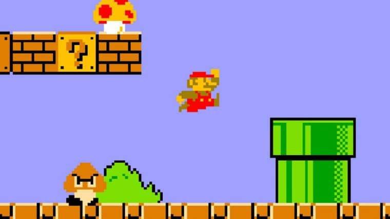 Speedrunner zera Super Mario Bros. com olhos vendados e estabelece novo recorde