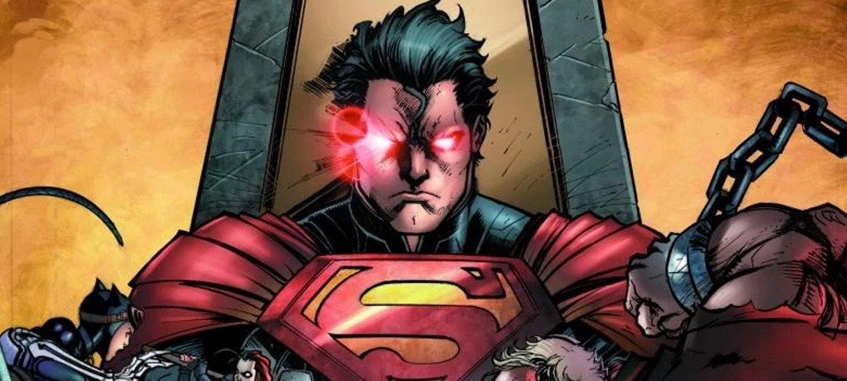 O Superman realmente precisa ser mau ou violento?