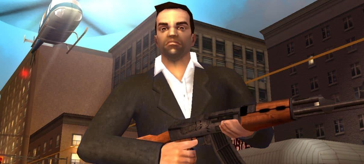 Take-Two está derrubando mods de jogos antigos de GTA