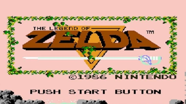 Cartucho lacrado do primeiro The Legend of Zelda é vendido por US$ 870 mil