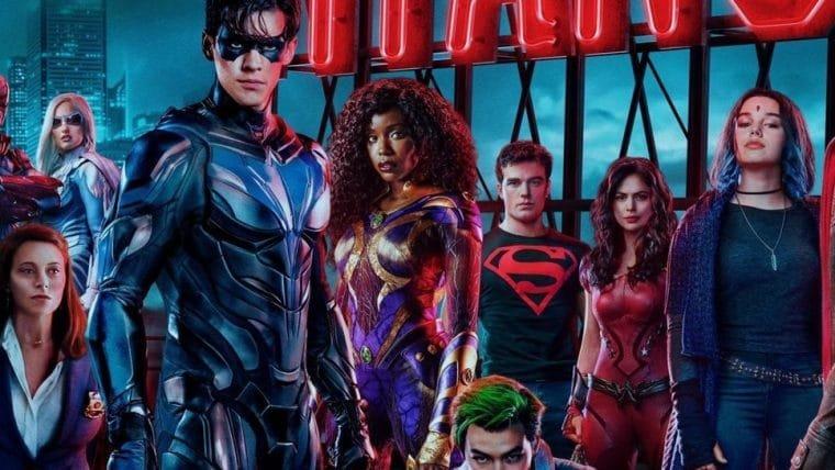 Trailer da terceira temporada de Titãs traz momentos impactantes