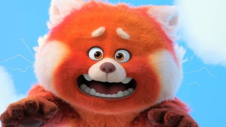 Garotinha se transforma em panda-vermelho gigante em trailer de Red - Crescer é uma Fera