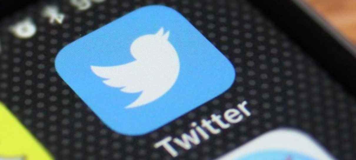 Twitter está testando botão de deslike