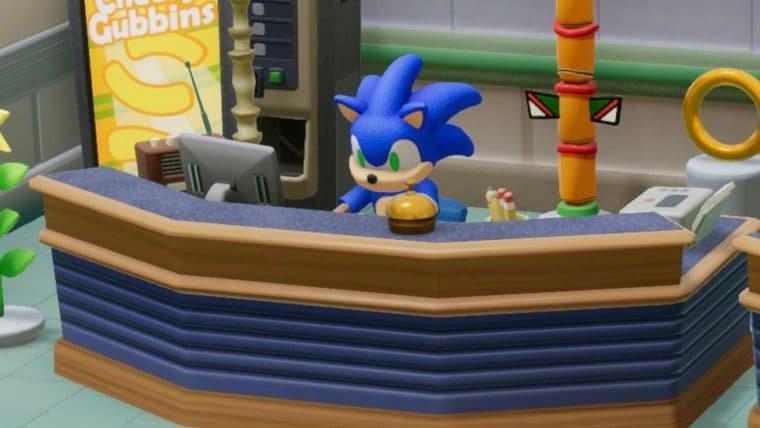 Two Point Hospital fica gratuito por tempo limitado para chegada do crossover com Sonic