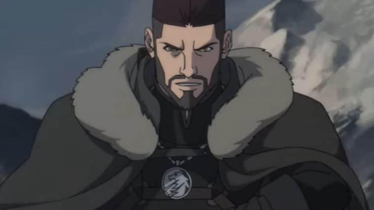 Visual de Vesemir é revelado em novo teaser de The Witcher: Lenda do Lobo