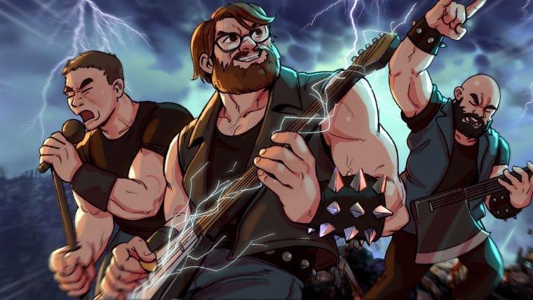 Brütal Legend - O poder do heavy metal
