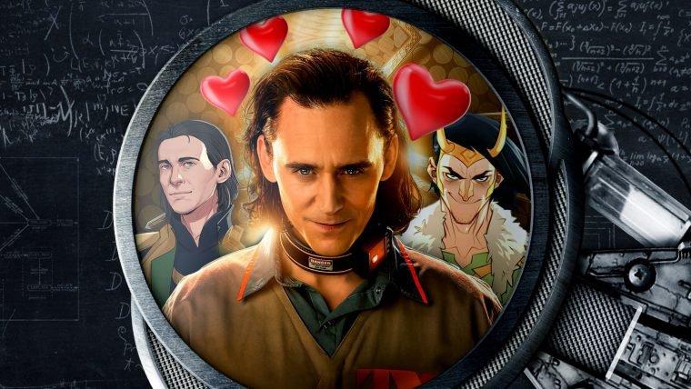 Loki de amor... por si mesmo