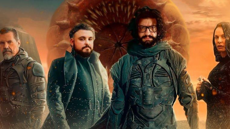 Trailer Duna - Um universo de expectativa!!