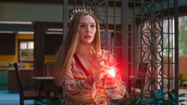 Doutor Estranho 2 não faria sentido sem WandaVision, diz Elizabeth Olsen