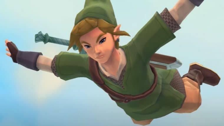 Zelda: Skyward Sword HD recebe trailer de lançamento