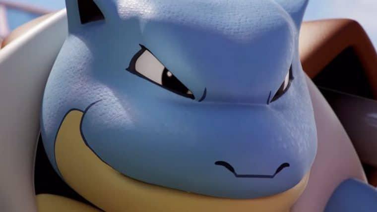 Blastoise chega ao Pokémon Unite em setembro