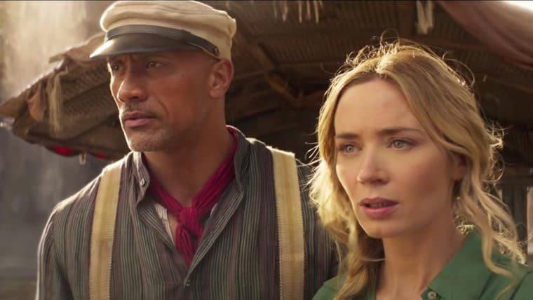 Sequência de Jungle Cruise está em desenvolvimento, com Emily Blunt e The Rock de volta