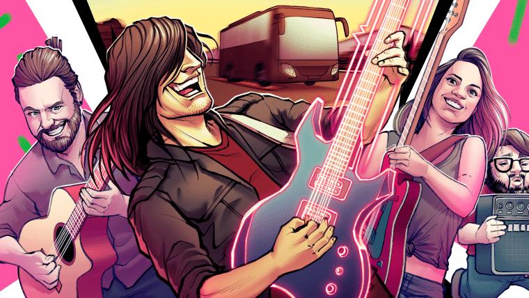 O que é um Rockstar? Histórias de músicos, músicas e estrada