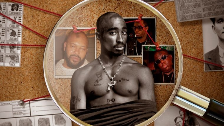 O assassinato de Tupac Shakur