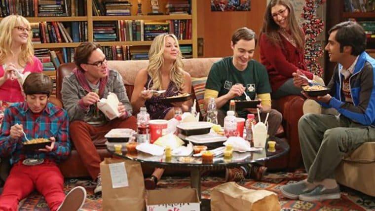 The Big Bang Theory é a série mais vista entre os jovens na Warner Channel