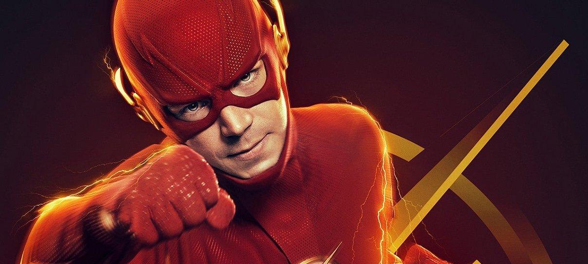 8ª temporada de The Flash terá participações de Batwoman, Raio Negro e mais