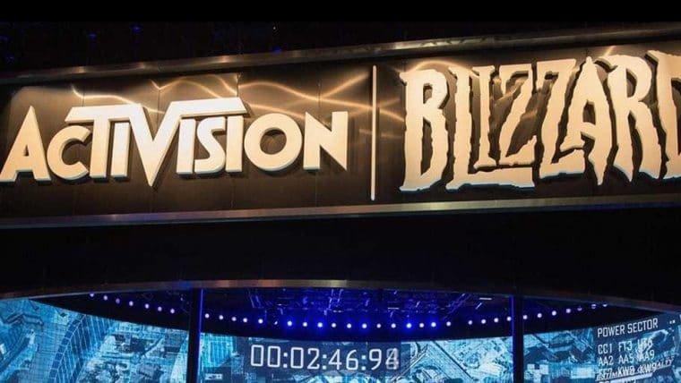 Blizzard anuncia saída de presidente após processo por assédio e discriminação na empresa
