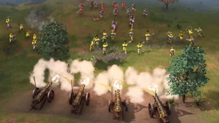 Age of Empires IV ganha novo trailer de gameplay