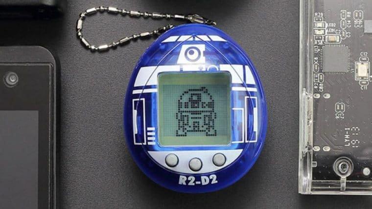 Agora você pode ter seu próprio R2-D2 com esse bichinho virtual de Star Wars