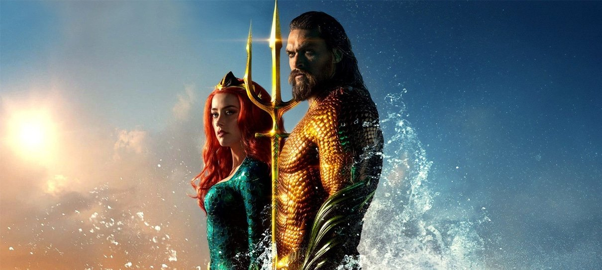 James Wan diz que Aquaman 2 é inspirado em filme terror italiano da década de 1960