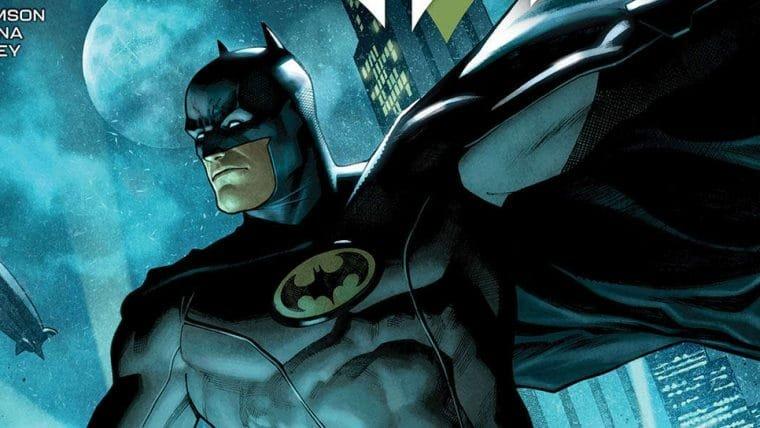 HQ principal do Batman ganha nova equipe criativa; confira