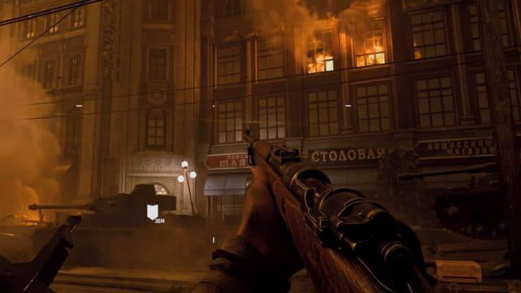 Call of Duty: Vanguard recebe vídeo de gameplay com Polina, uma das protagonistas