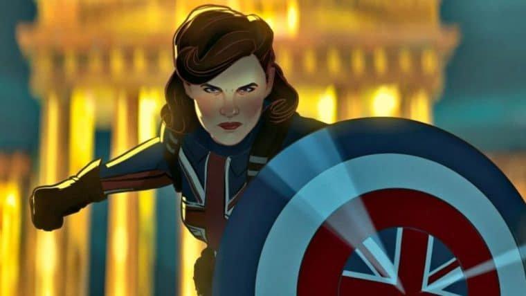 What If…? retorna ao início do MCU para contar origem da Capitã Carter