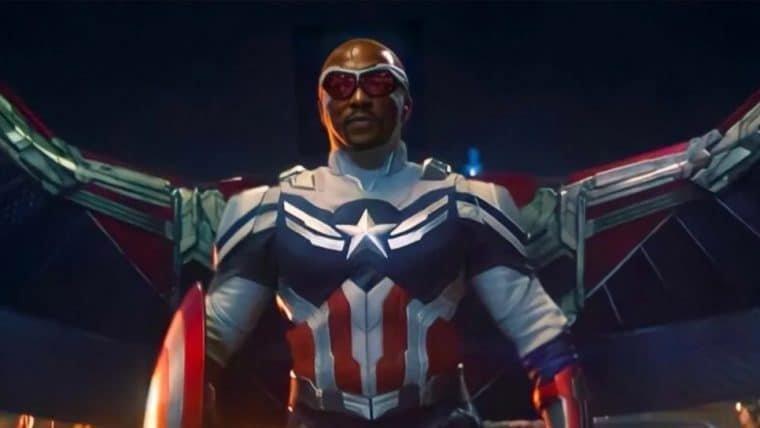 Anthony Mackie fecha contrato com a Marvel e voltará em Capitão América 4, diz site