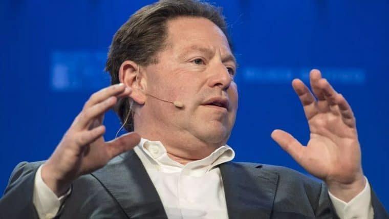 CEO diz que Activision Blizzard vai